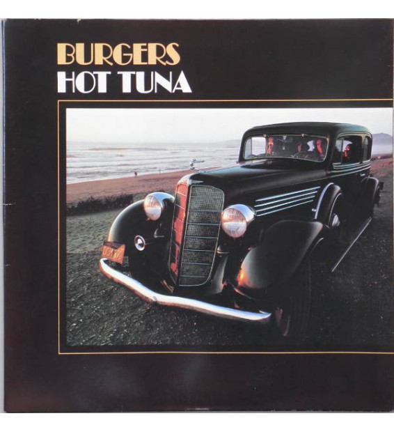 Vinyle - Hot Tuna - Burgers