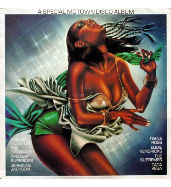 Various - A Motown Special Disco Album (LP, Comp)