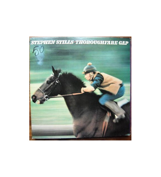 Stephen Stills - Thoroughfare Gap (LP, Album)