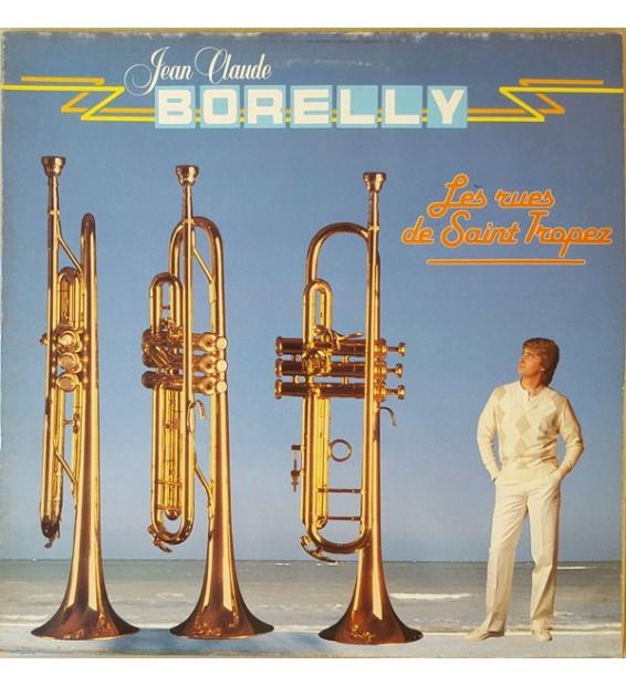 Jean-Claude Borelly - Les Rues de Saint Tropez (LP, Album)