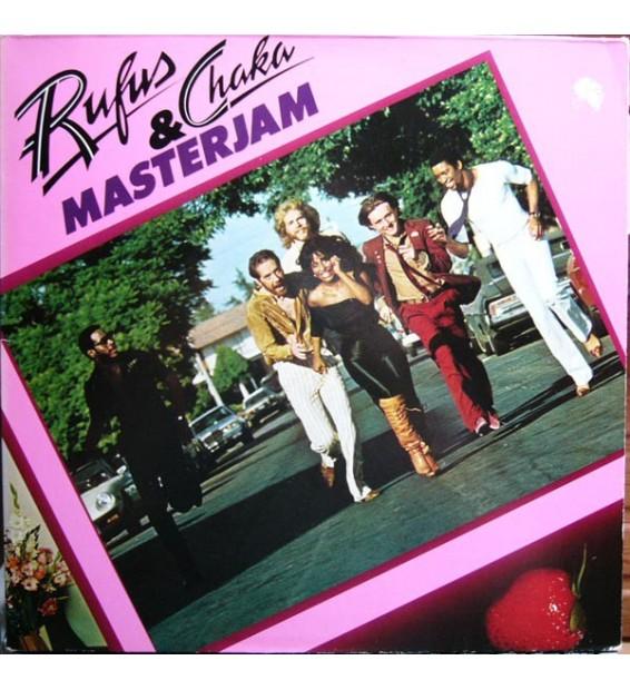 Rufus & Chaka Khan - Masterjam (LP, Album) mesvinyles.fr