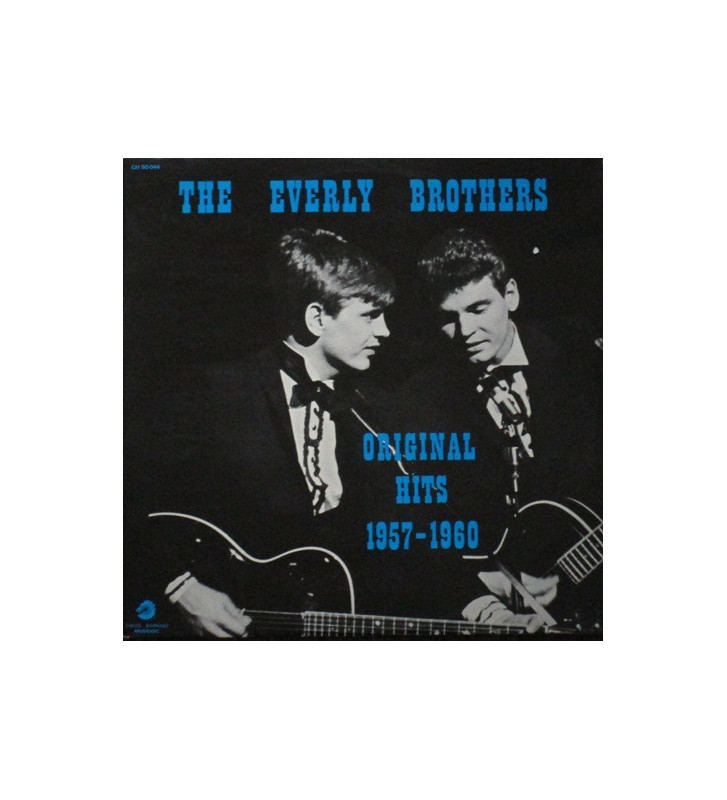 Everly Brothers, The* - Original Hits 1957-1960 (2xLP, Album, Comp, Gat) mesvinyles.fr