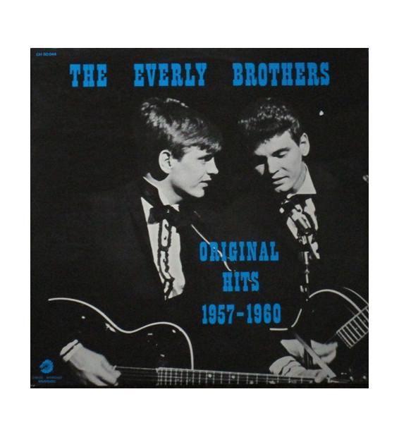 Everly Brothers, The* - Original Hits 1957-1960 (2xLP, Album, Comp, Gat)