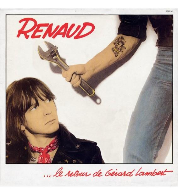 Vinyle - Renaud - Le Retour De Gérard Lambert