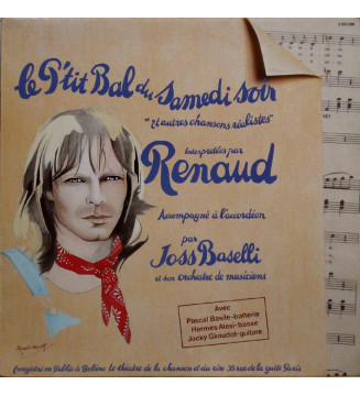 Renaud - Le P'tit Bal Du Samedi Soir mesvinyles.fr