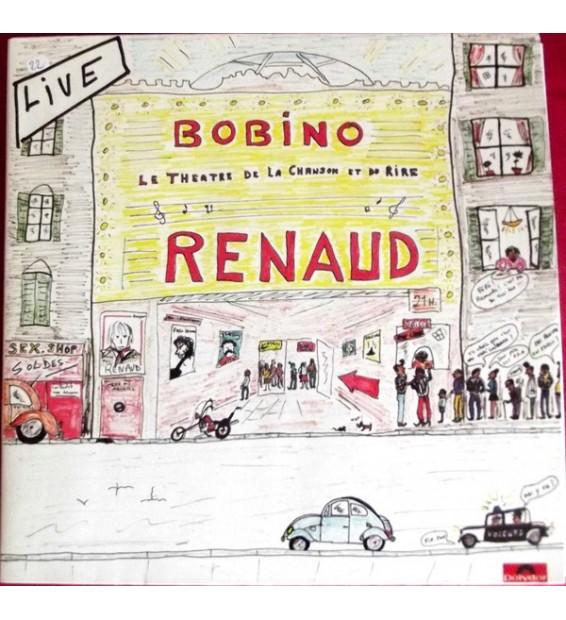 Vinyle - Renaud - Renaud à Bobino