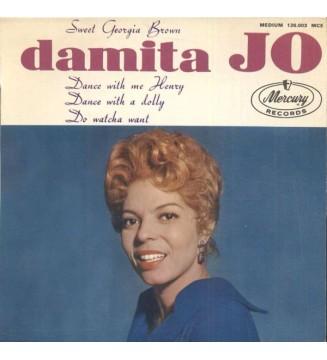 "Damita Jo - Dance With Me Henry (2éme E.P.) (7"", EP) mesvinyles.fr"