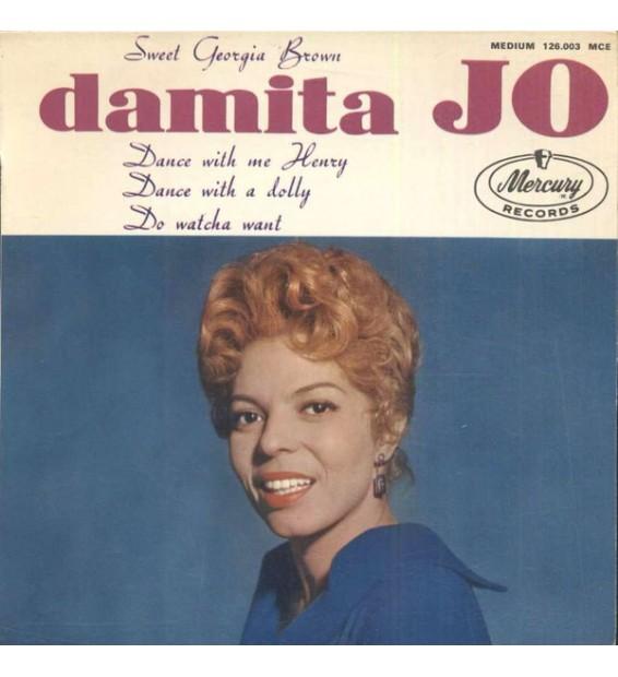 "Damita Jo - Dance With Me Henry (2éme E.P.) (7"", EP)"