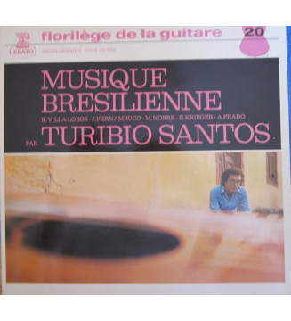 Turibio Santos - Musique Brésilienne (LP, Album) mesvinyles.fr