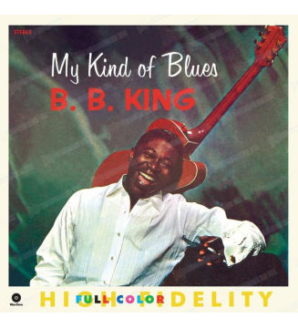 B.B. KING - my kind of blues mesvinyles.fr