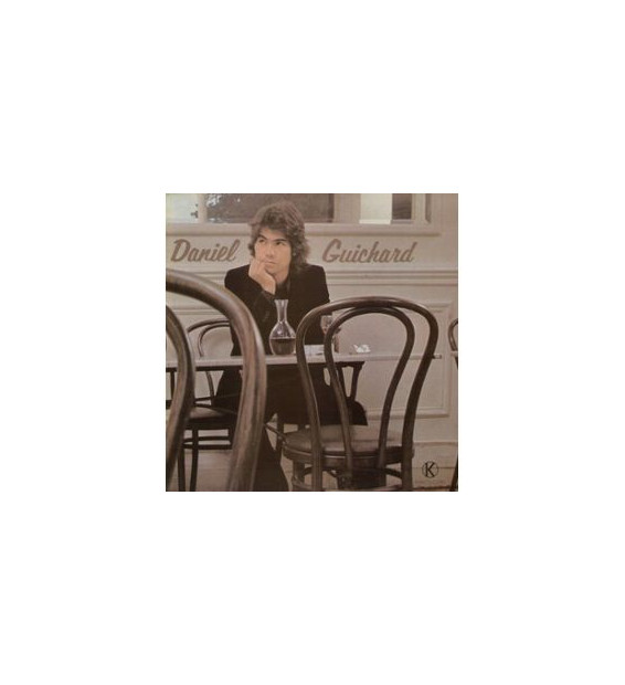 Daniel Guichard - Daniel Guichard (LP)