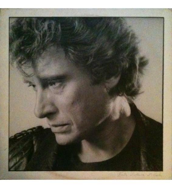 Johnny Hallyday - Entre Violence Et Violon (LP, Album)