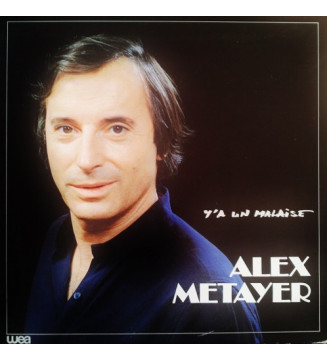 Alex Metayer - Y'a Un Malaise (LP, Album) mesvinyles.fr
