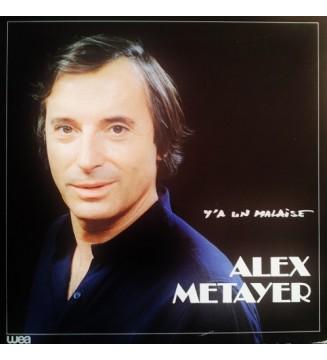 Alex Metayer - Y'a Un Malaise (LP, Album) mesvinyles.fr