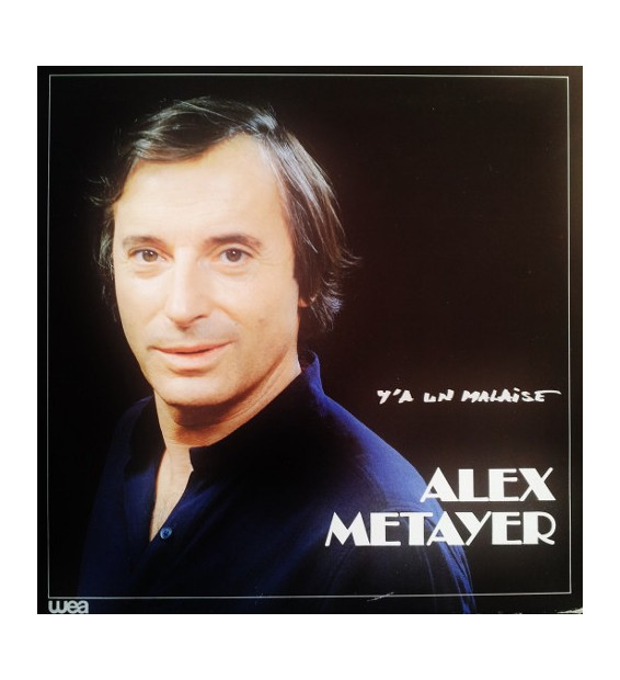 Alex Metayer - Y'a Un Malaise (LP, Album)