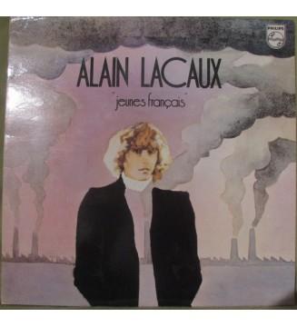 """Alain Lacaux - Jeunes Français"""" (LP, Album) mesvinyles.fr"""
