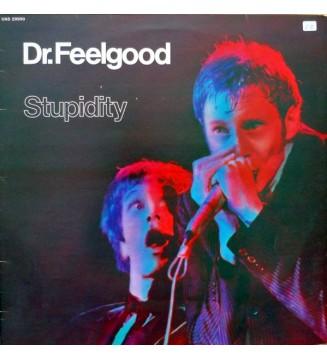 Dr. Feelgood - Stupidity (LP, Album)