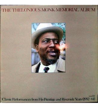 Thelonious Monk - The Thelonious Monk Memorial Album (2xLP, Comp, Gat) mesvinyles.fr