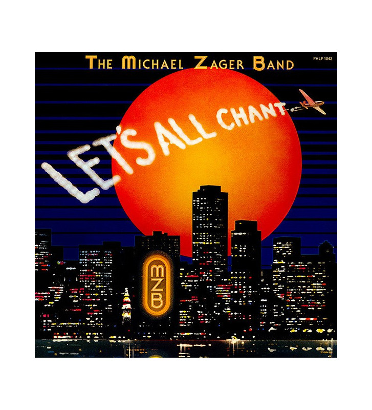 The Michael Zager Band - Let's All Chant mesvinyles.fr