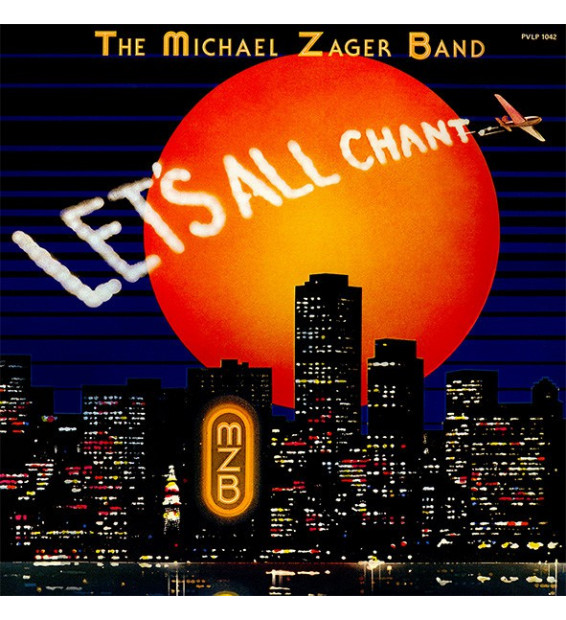 Vinyle - The Michael Zager Band - Let's All Chant