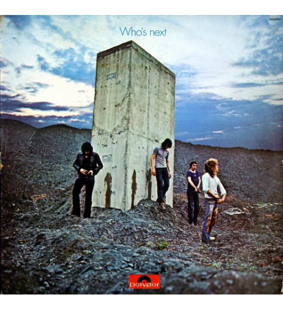 Vinyle - The Who - Who's Next
