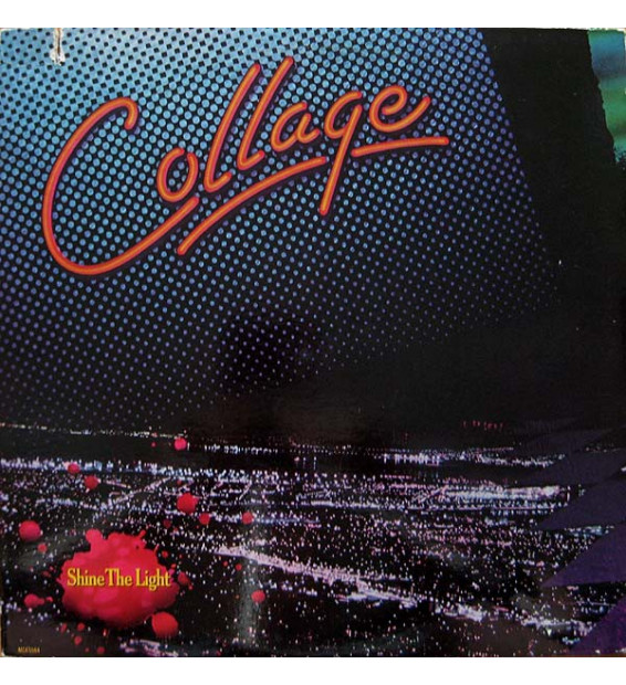 Collage (3) - Shine The Light (LP, Album) mesvinyles.fr