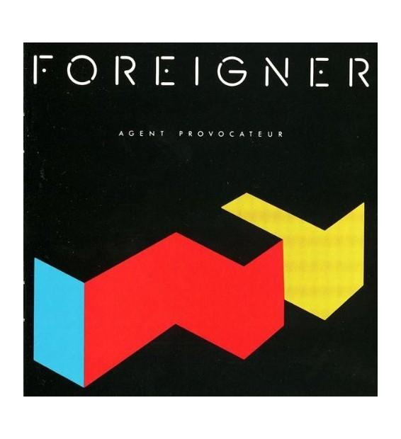 Foreigner - Agent Provocateur (LP, Album)
