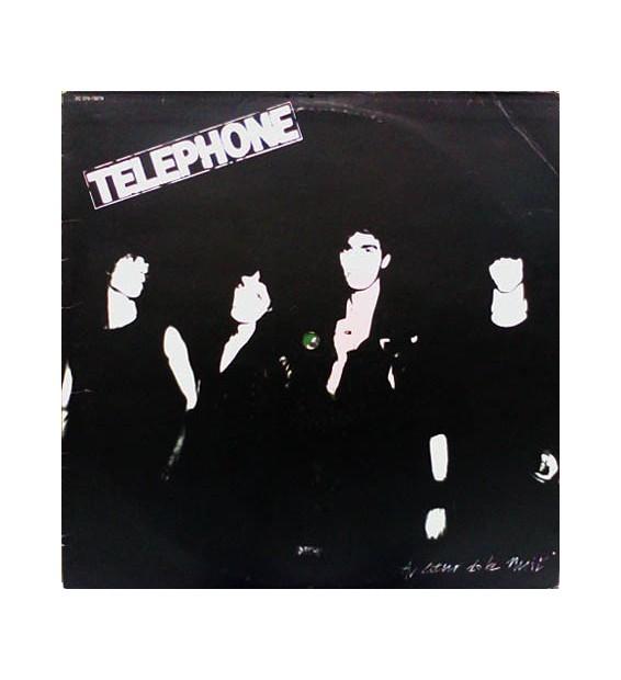 Vinyle - Telephone - Au Coeur De La Nuit