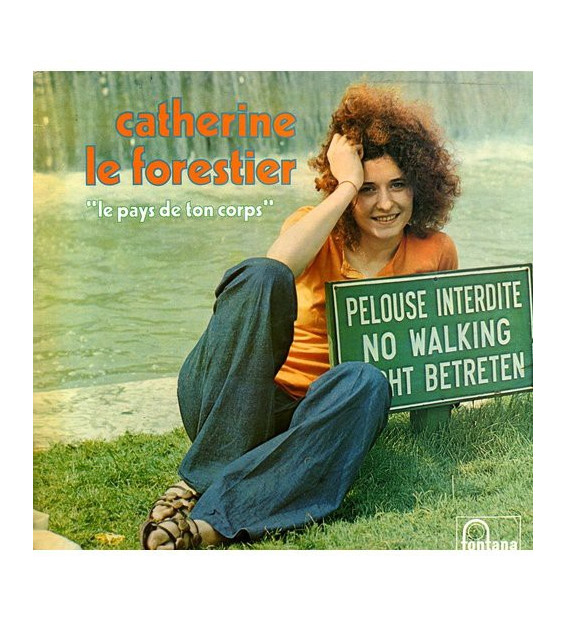 Catherine Le Forestier - Le Pays De Ton Corps (LP, Album)