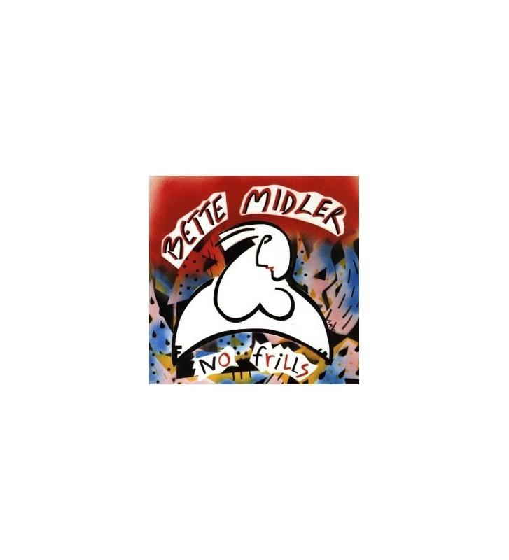 Bette Midler - No Frills (LP, Album) mesvinyles.fr