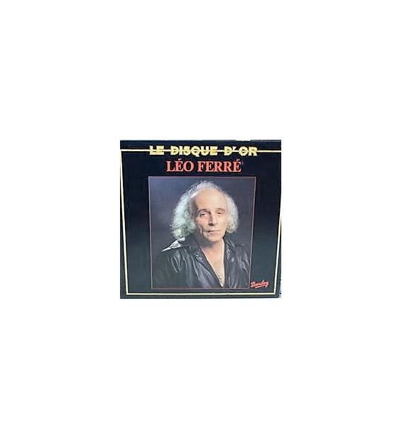 Vinyle - Leo Ferre - Le Disque D'Or