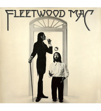 Fleetwood Mac - Fleetwood Mac (LP, Album, RE)