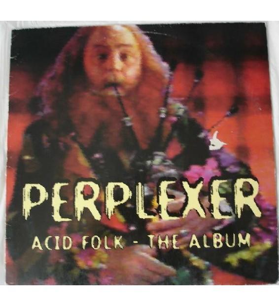 Perplexer - Acid Folk - The Album (LP, Album) mesvinyles.fr