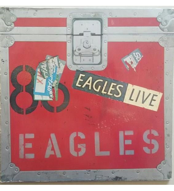 Eagles - Eagles Live (2xLP, Album, Gat) mesvinyles.fr