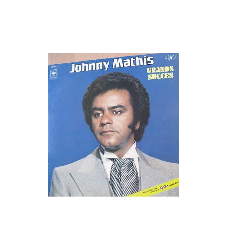 Johnny Mathis - Grands Succes mesvinyles.fr