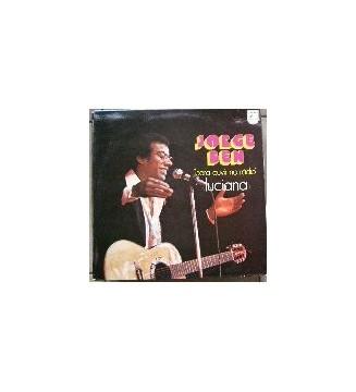 Jorge Ben - Para Ouvir No Rádio (Luciana) (LP) mesvinyles.fr