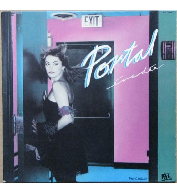 Louise Portal - Portal Évadée (LP, Album)