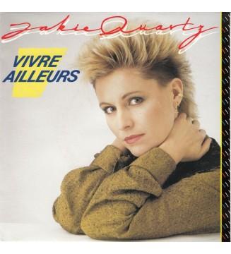 """Jakie Quartz - Vivre Ailleurs (7"""", Single) mesvinyles.fr"""