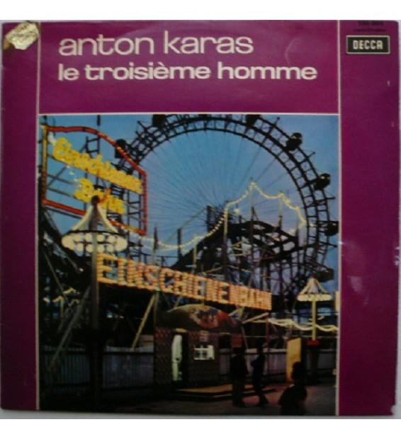 Anton Karas - Le Troisième Homme (LP) mesvinyles.fr