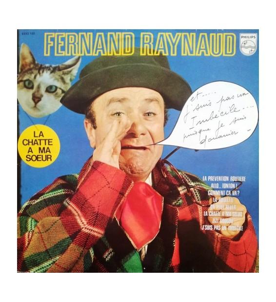 Fernand Raynaud - J'Suis Pas Un Imbécile (LP, Album)