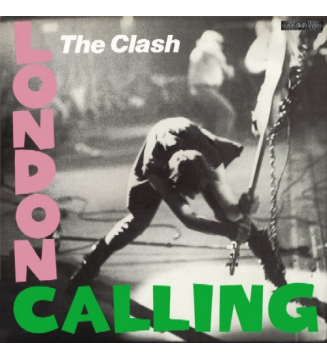 THE CLASH - London Calling
