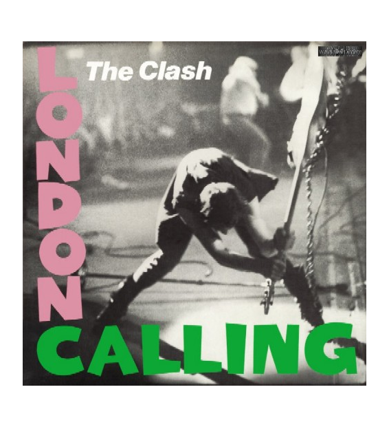 THE CLASH - London Calling mesvinyles.fr