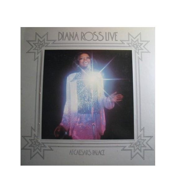 Diana Ross - Diana Ross Live At Caesars Palace (LP, Album)