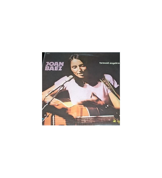 Joan Baez - Joan Baez mesvinyles.fr
