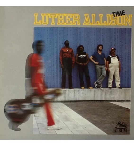Luther Allison - Time (LP) mesvinyles.fr