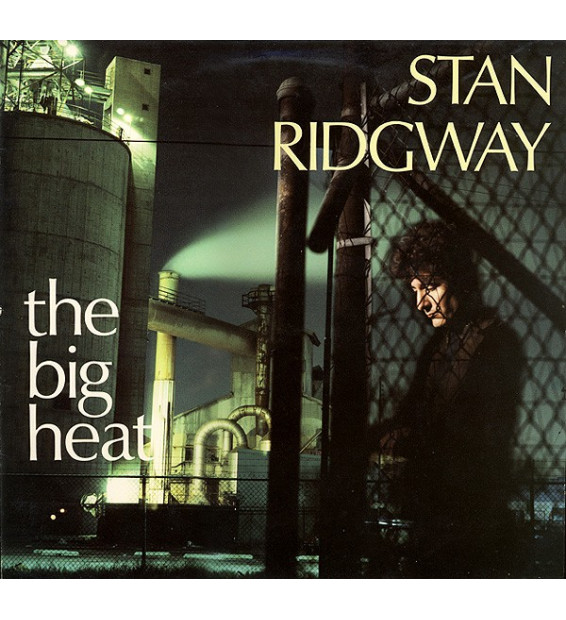 Stan Ridgway - The Big Heat (LP, Album, RE) mesvinyles.fr