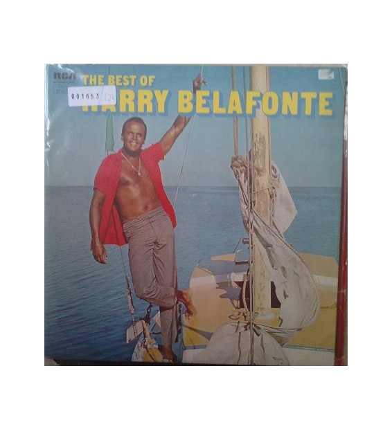 Harry Belafonte - The Best Of Harry Belafonte mesvinyles.fr