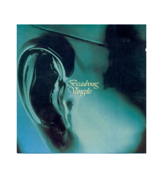 Vangelis - Beaubourg (LP, Album)