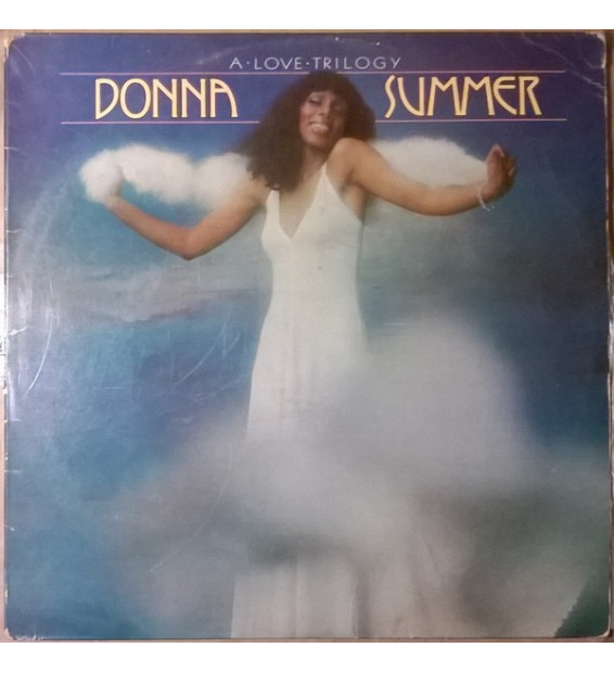 Donna Summer - A Love Trilogy (LP, Album, P/Mixed) mesvinyles.fr