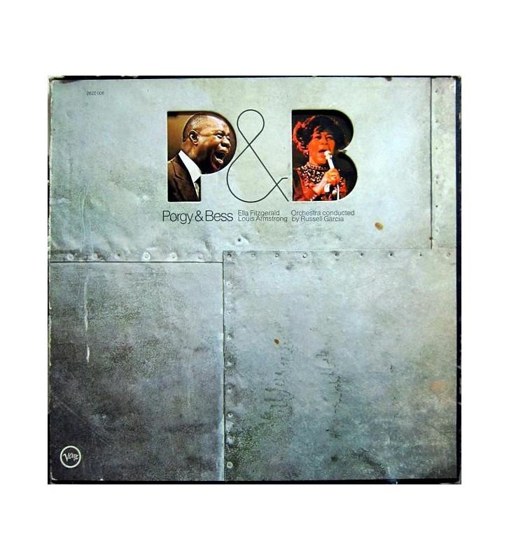 Ella Fitzgerald & Louis Armstrong - Porgy & Bess mesvinyles.fr